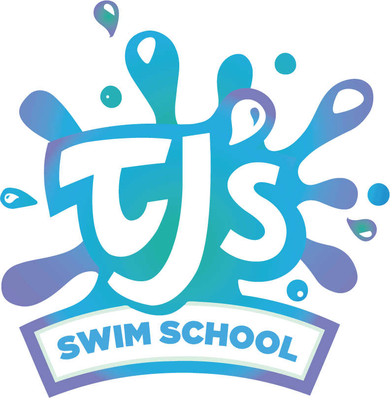 TJ's Swim School logo